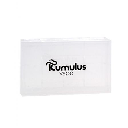 Boîte 2 accus 20700 / 21700 Kumulus Vape