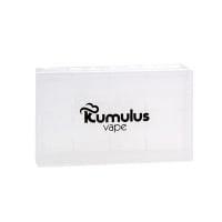 Boîte de Rangement pour 2 accus 20700 / 21700 Kumulus Vape