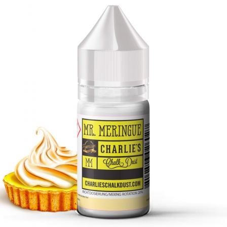 Concentré Mr. Meringue Charlie's Chalk Dust Arome DIY