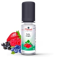 Fruits Rouges Sensation Le French Liquide