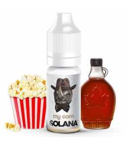 E liquide My Corn Solana | Popcorn Sirop d'érable
