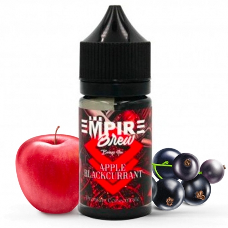 Concentré Apple Blackcurrant Empire Brew Arome DIY