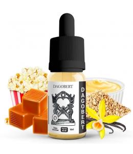 E liquide Dagobert 814 | Custard  Vanille Caramel Avoine Pop Corn
