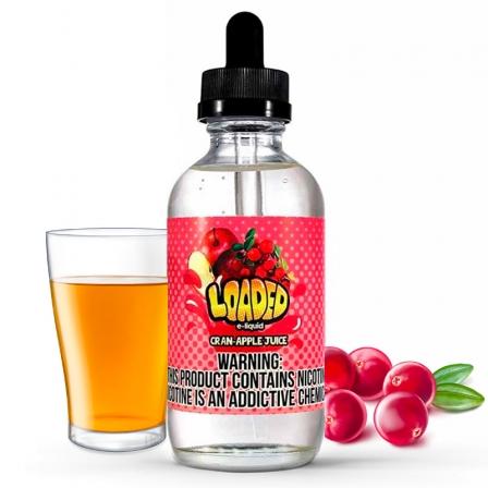 Cran Apple Juice Loaded