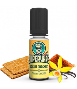 Concentré Biscuit Crackers Supervape Arome DIY