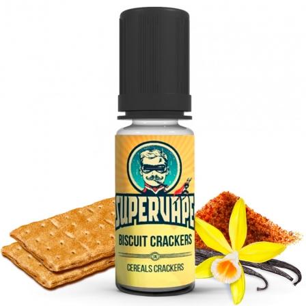 Concentré Biscuit Crackers Supervape