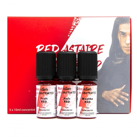 Concentré (DE) Constructed Red Astaire T-Juice