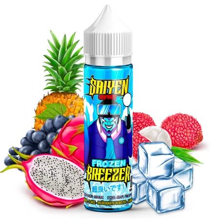 E liquide Frozen Breezer Saiyen Vapors 50ml