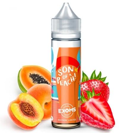 E liquide Son of a Peach Ekoms 50ml