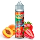 E liquide Peach Strawberry Pack à l'ô 50ml