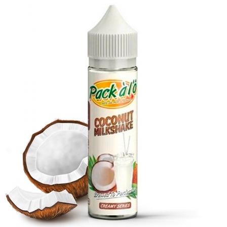 E liquide Coconut Milkshake V2 Pack à l'ô 50ml