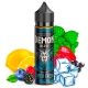 E liquide Bleu Super Fresh Demon Juice 50ml