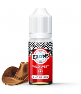 E liquide Wild West Ekoms | Tabac blond