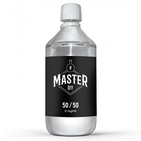 Base DIY 50/50 Master DIY  1 litre