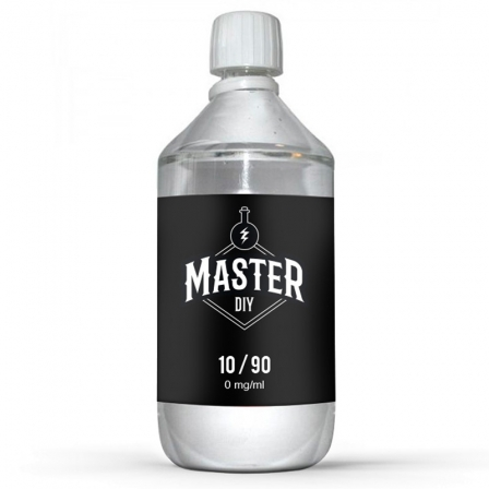 Base DIY 10/90 Master DIY  1 litre