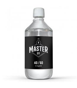 Base DIY 40/60 Master DIY  1 litre