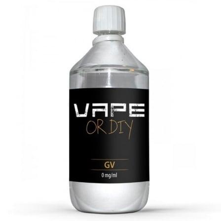 Base DIY 100VG Vape Or DiY  1 litre