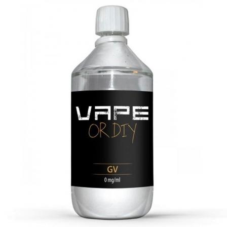 Base DIY 100VG Vape Or DiY