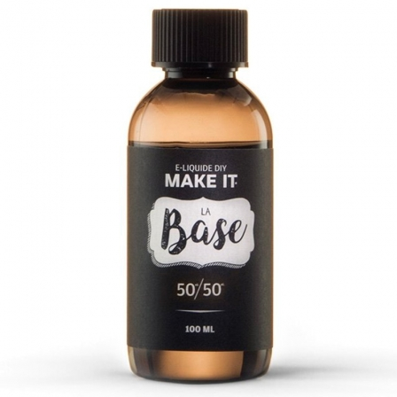Base DIY 50/50 MAKE IT  100 ml