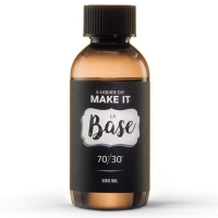 Base DIY 30/70 MAKE IT  100 ml