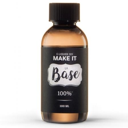 Base DIY 100%VG MAKE IT  100 ml