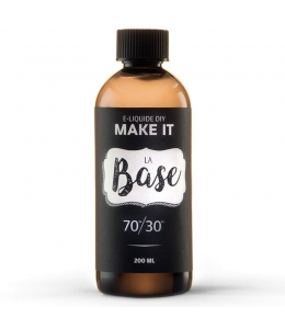 Base DIY 30/70 MAKE IT  200 ml