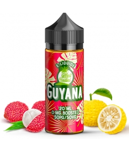 E liquide Guyana West Indies 20ml