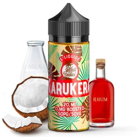 E liquide Karukera West Indies 20ml