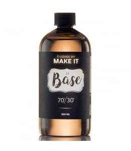 Base DIY 30/70 MAKE IT  500 ml