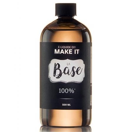 Base DIY 100VG MAKE IT  500 ml