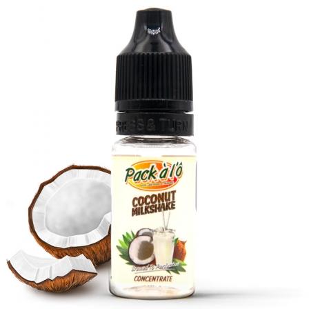 Concentré Coconut Milkshake Pack à l'ô Arome DIY