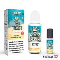 Pack DIY EASY2MIX Mini 20/80 Supervape