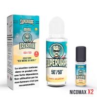 Pack Base DIY EASY2MIX Mini 50/50 Supervape