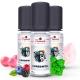 E liquide Carbonite Le French Liquide | Bubble-gum Barbe à papa Baies noires Menthe
