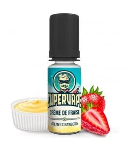 Concentré Crème de Fraise Supervape Arome DIY