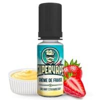 Concentré Crème de Fraise Supervape