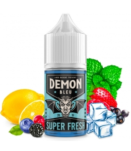 Concentré Bleu Super Fresh Demon Juice Arome DIY