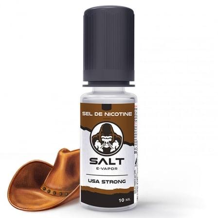 E liquide USA Strong Salt E-Vapor | Sel de Nicotine