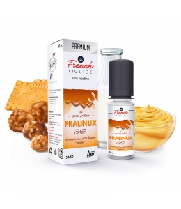E liquide Pralinux Le French Liquide | Praline Petit beurre Confiture de lait