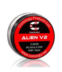 Pack 10 Alien V2 Coilology