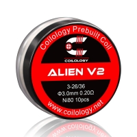 Résistance Pack 10 Alien V2 Coilology