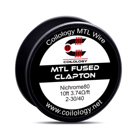 MTL Fused Clapton Coilology