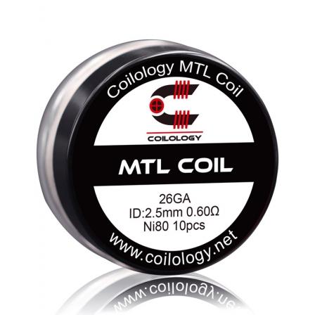 Résistance Pack 10 MTL Coilology