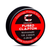 Fused Clapton Coilology