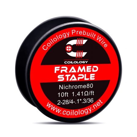 Framed Staple Coilology