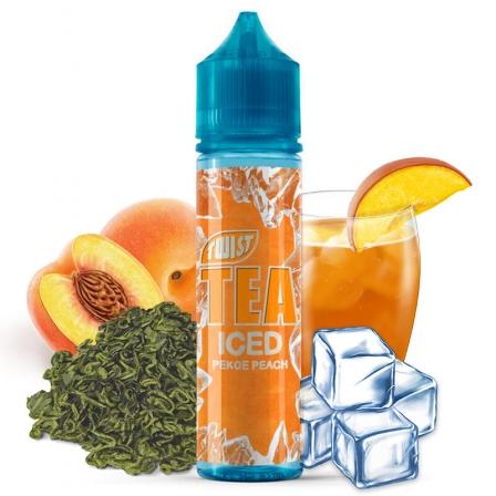 Iced Pekoe Peach Twist Tea