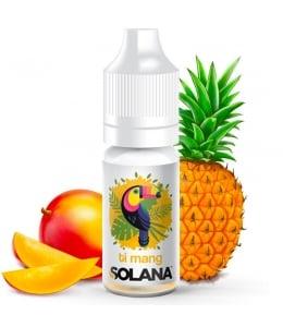 E liquide Ti Mang Solana | Mangue Ananas