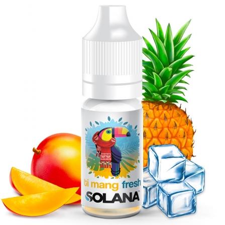 E liquide Ti Mang Fresh Solana | Mangue Ananas Frais