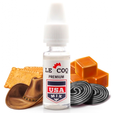 USA Mix Le Coq Qui Vape