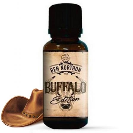 E liquide Buffalo Edition Ben Northon | Tabac blond